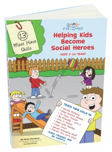 Helping Kids Become Social Heroes 3D